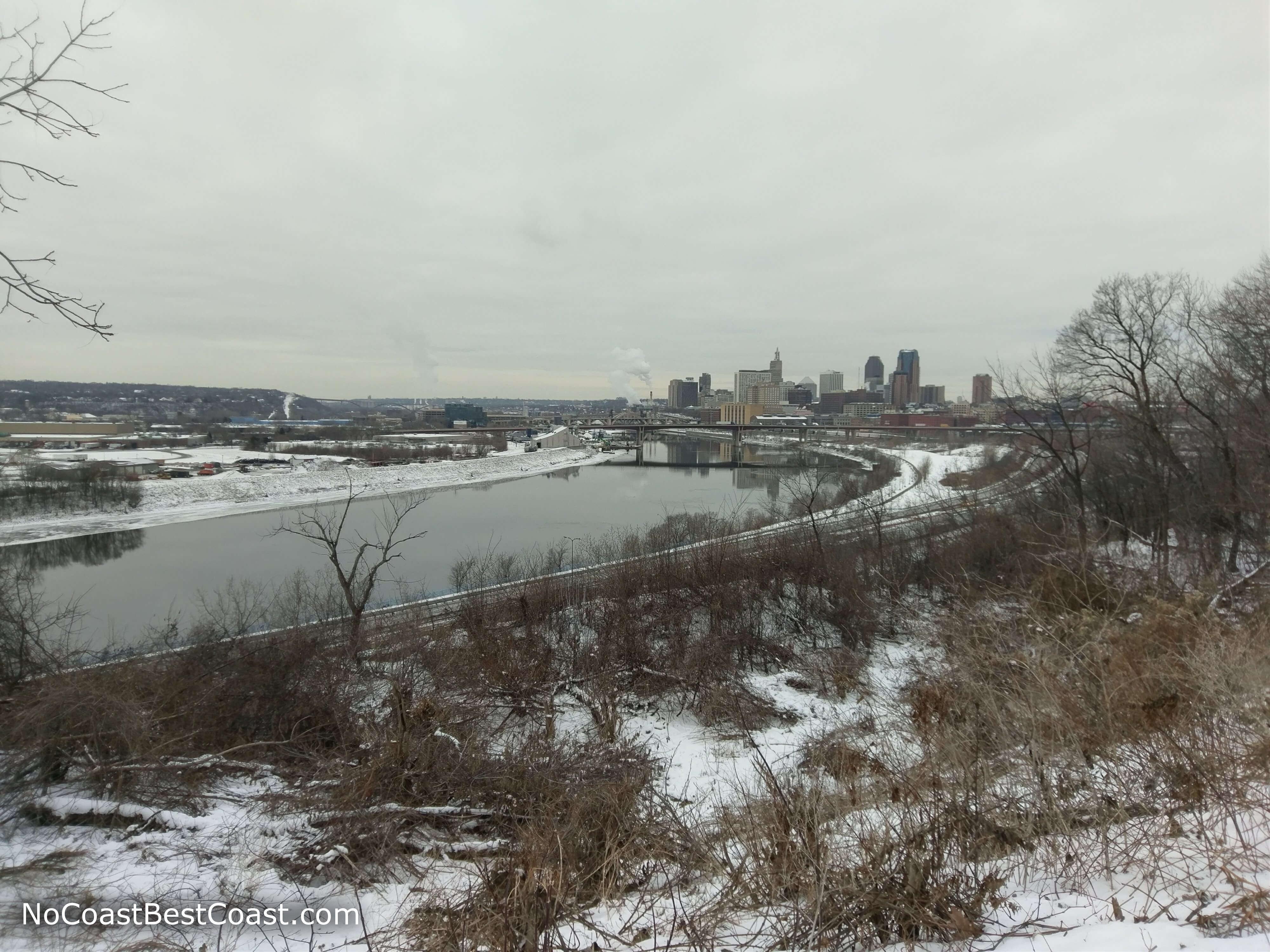 You can't beat this view of Downtown St. Paul